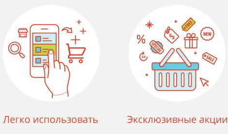 Удобство мобильного приложения АлиЭкспресс