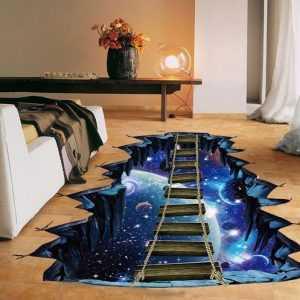3d космический стикер галактика на АлиЭкспресс
