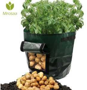 Мешки для выращивания картофеля