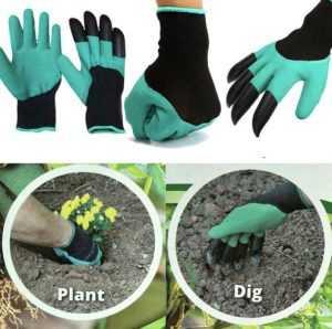 Купить садовые перчатки