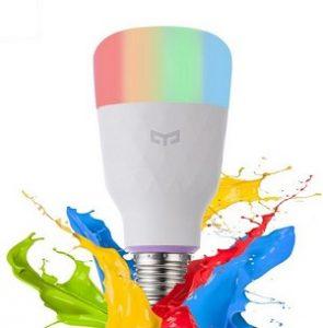 Светодиодная умная лампа от Xiaomi - более 12000 заказов