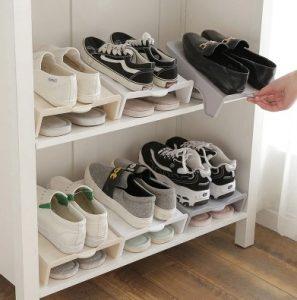 Купить дополнительные стойки для обуви