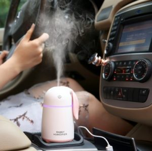Надежный мобильный увлажнитель воздуха