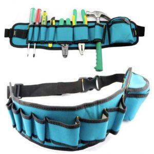 Многофункциональный пояс-сумка для инструментов