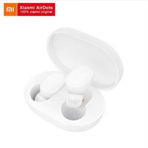 Xiaomi Mijia AirDots беспроводные Bluetooth наушники BT 5,0