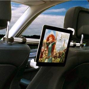 Удобный держатель для планшета в автомобиль