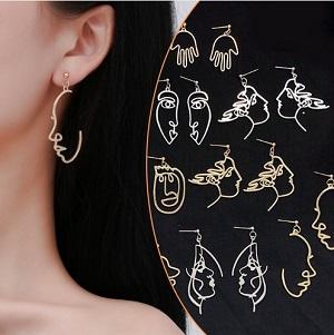 Необычные женские серёжки - более 13000 заказов!